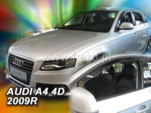 Heko • Ofuky oken Audi A4 2009- • sada 2 ks