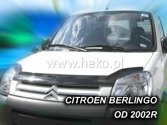 Heko • Deflektor kapoty Citroen Berlingo 2002-