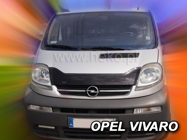Heko • Deflektor kapoty Opel Vivaro 2001-