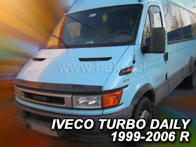 Heko • Deflektor kapoty Iveco Turbo Daily 99--06