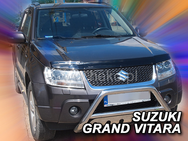 Heko • Deflektor kapoty Suzuki Grand Vitara 2005-