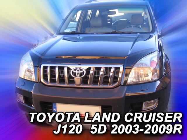 Heko • Deflektor kapoty Toyota Land Cruiser J120 03--09