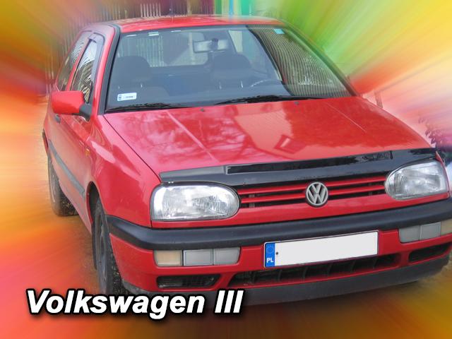 Heko • Deflektor kapoty VW Golf III 91--98