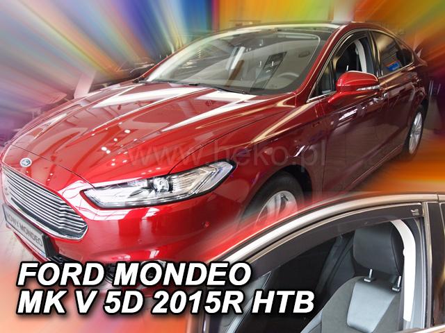 Heko • Ofuky oken Ford Mondeo 2015- htb/combi • sada 2 ks