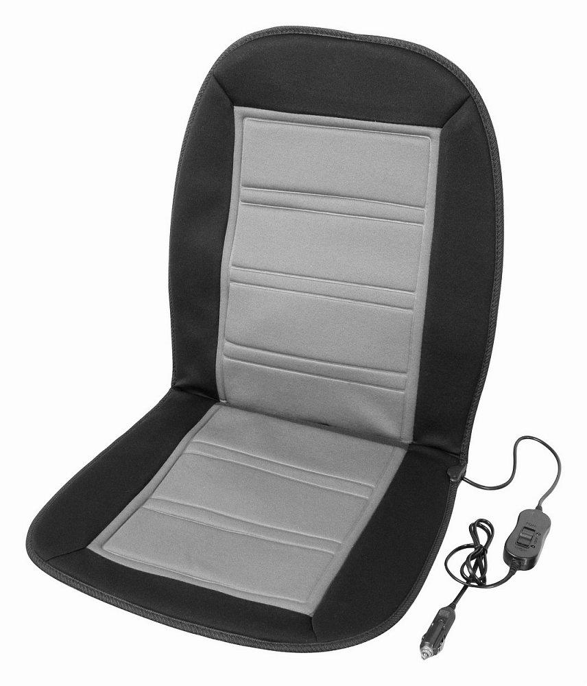 Compass • Potah sedadla vyhřívaný s termostatem 12V LADDER šedý