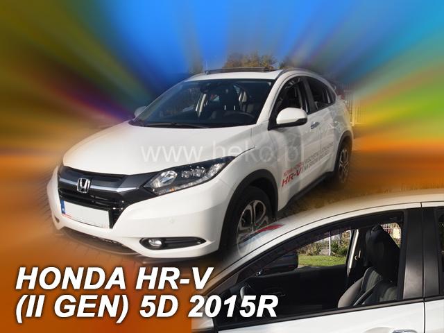 Heko • Ofuky oken Honda HR-V II 2015- • sada 2 ks