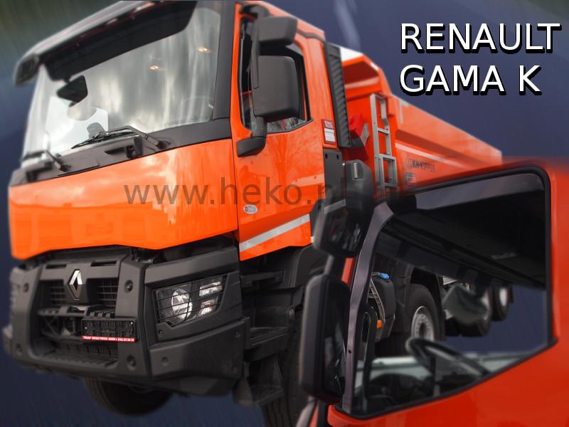 Ofuky oken Renault Gama K 2014-2016