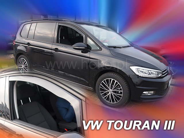 Ofuky oken VW Touran III 2015-