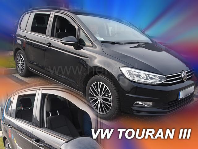 Ofuky oken VW Touran III 2015- (+zadní)