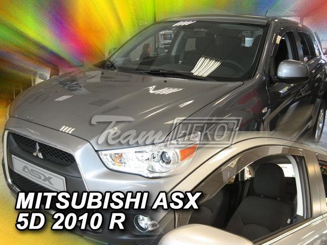 Heko • Ofuky oken Mitsubishi ASX 2010- • sada 2 ks