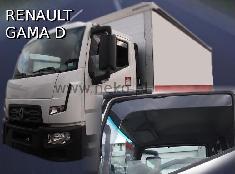 Ofuky oken Renault Gama D (kabina 2,0 m) 3,5-7,5t 2014-2016