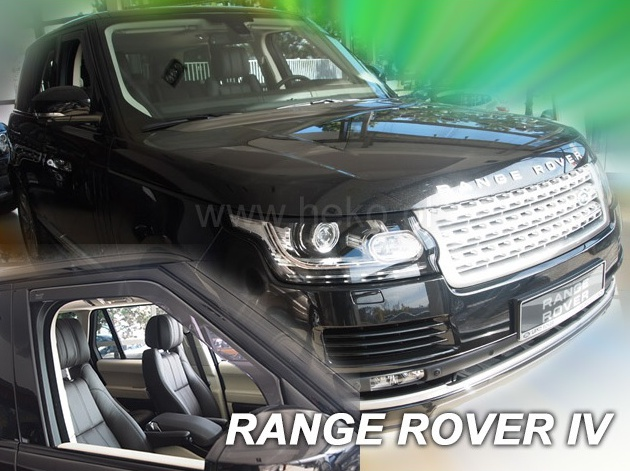 Ofuky oken Land Rover Discovery IV 2009-2016