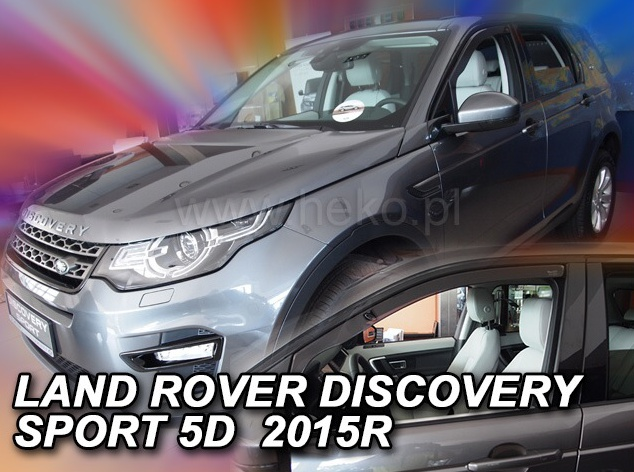 Ofuky oken Land Rover Discovery Sport 2014-2017