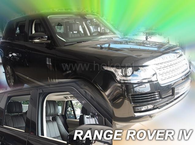 Ofuky oken Land Rover Discovery IV 2009-2016 (+zadní)