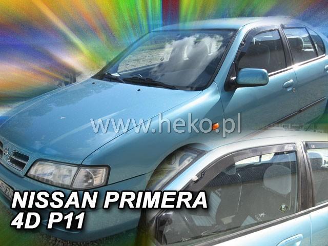 Heko • Ofuky oken Nissan Primera P11 96--02 • sada 2 ks