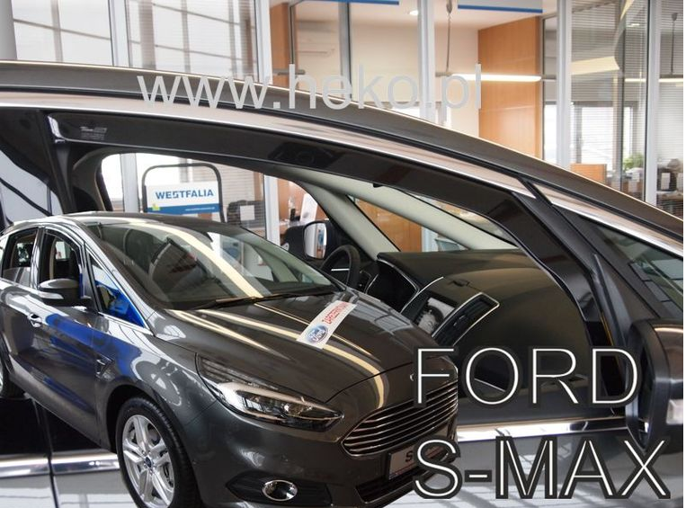 Ofuky oken Ford S-Max II 2015-2017