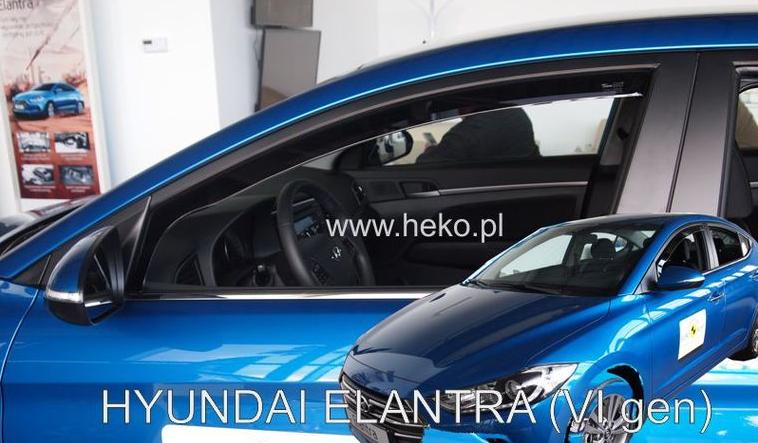 Ofuky oken Hyundai Elantra 2016-2017