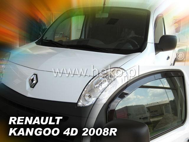 Heko • Ofuky oken Renault Kangoo 2008- • sada 2 ks