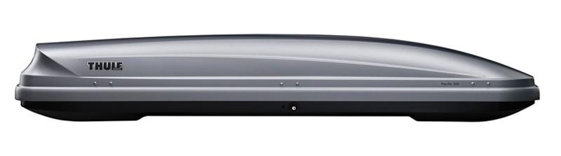 Střešní box Pacific 500 • Thule • šedý aeroskin