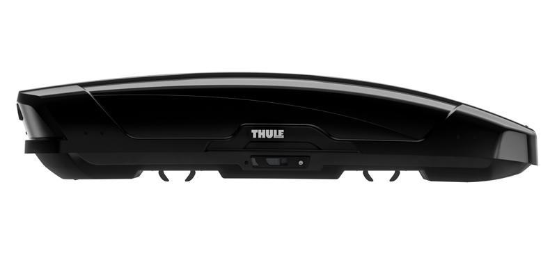 Střešní box Motion XT Sport • Thule • černý lesklý