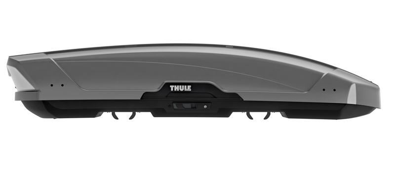 Střešní box Motion XT XL • Thule • titanový lesklý