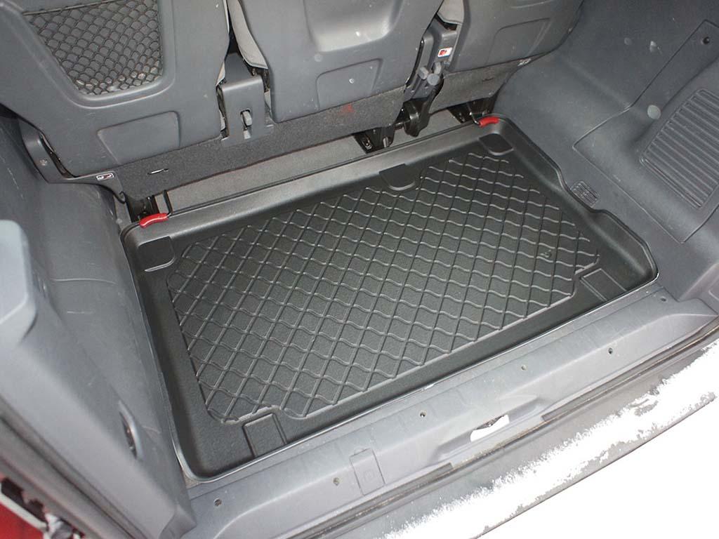 Vana do kufru Fiat Scudo II Panorama L2 2007-2016 za 3.řadu, protiskluzová