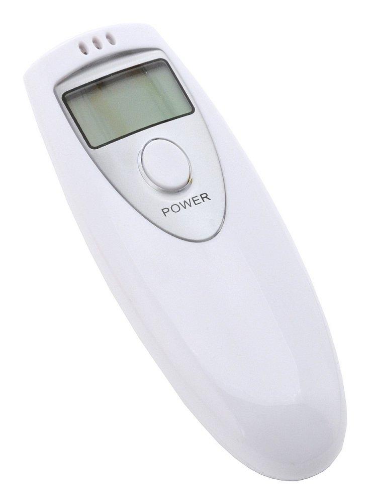 Compass Alkohol tester SILVER, digitální