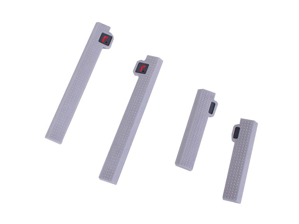 Chránič dveří R-Stick • pro 4 dveře • šedý