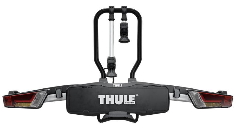 Nosič kol na tažné zařízení Thule EasyFold XT 933 • pro 2 kola