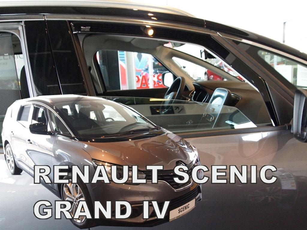 Ofuky oken Renault Grand Scenic IV 2017-