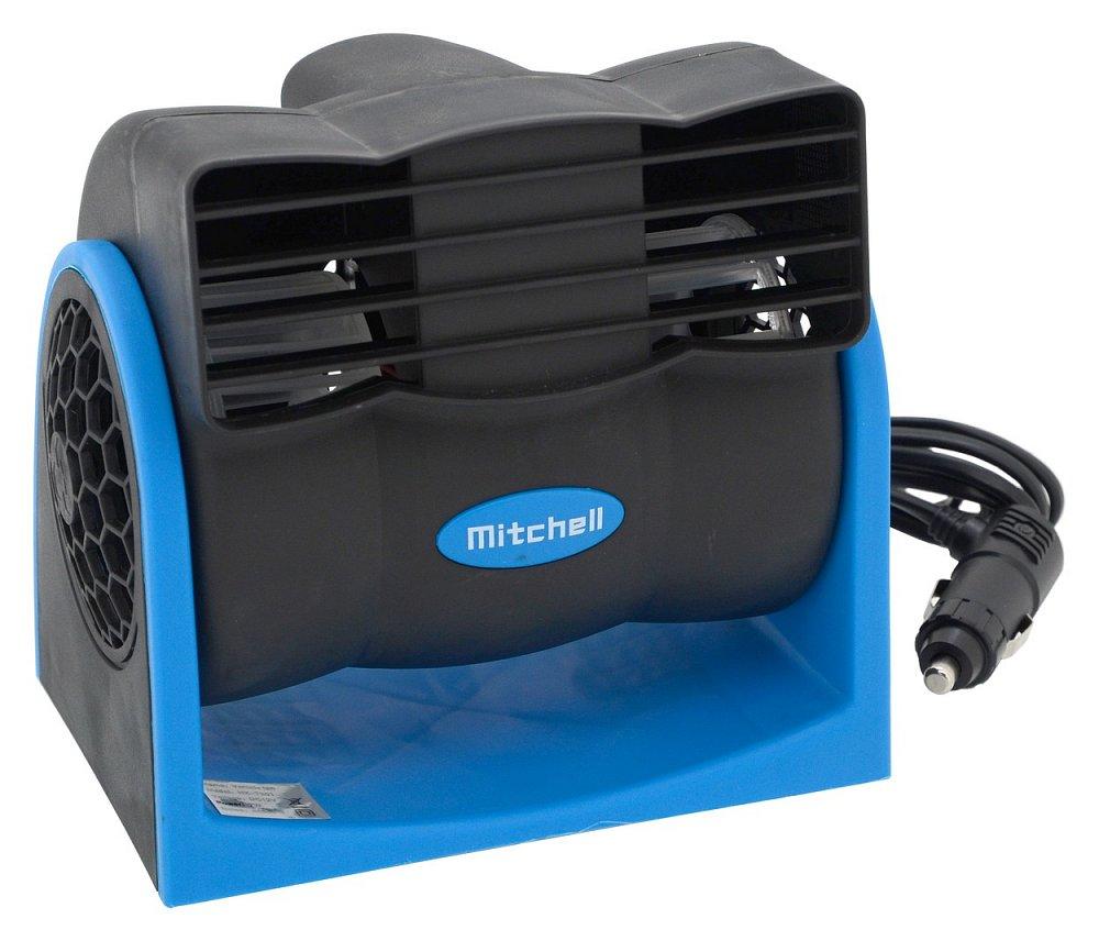 Ventilátor MITCHEL 12V • na palubní desku