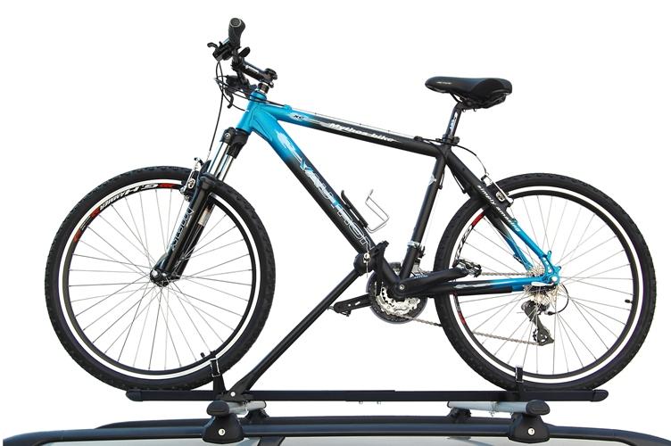 Hakr • Střešní nosič kol Cyklo Pro - černý