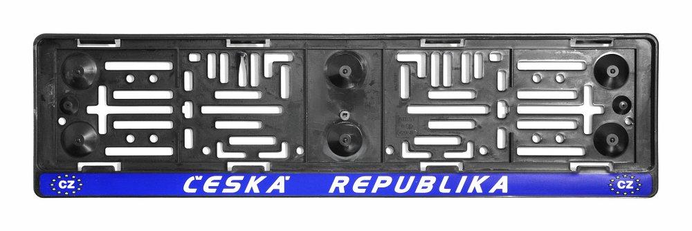 Compass • Podložka pod SPZ ČR - EU