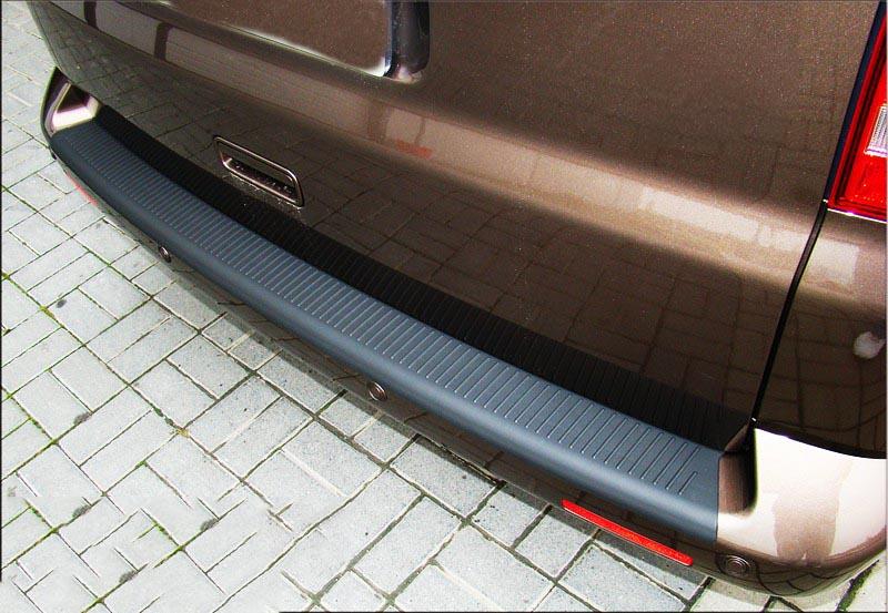 Rider • Kryt prahu pátých dveří VW T5 Caravelle 2003-, tvrzený plast