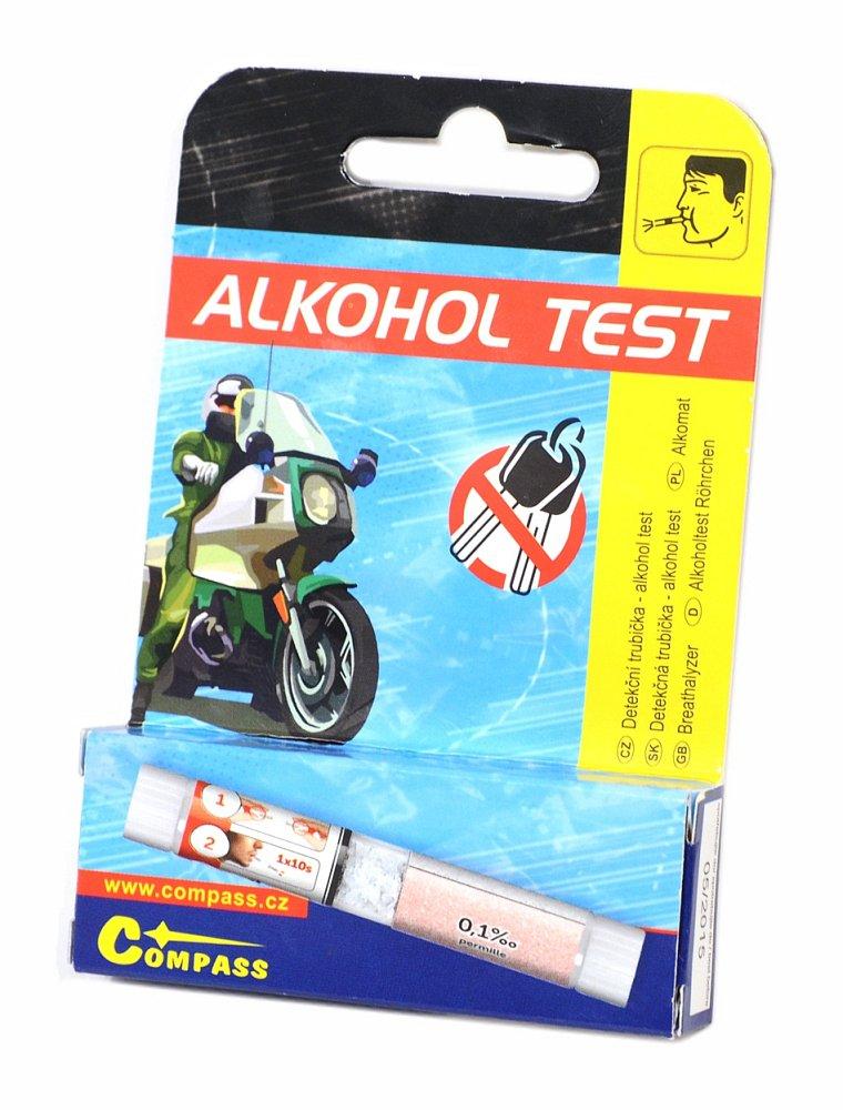 Compass Detekční trubička - alkohol tester