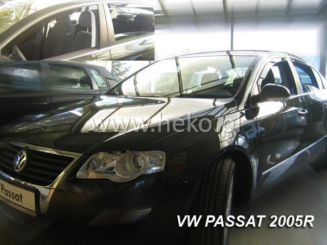 Heko • Ofuky oken Volkswagen VW Passat B7 2010- • sada 2 ks