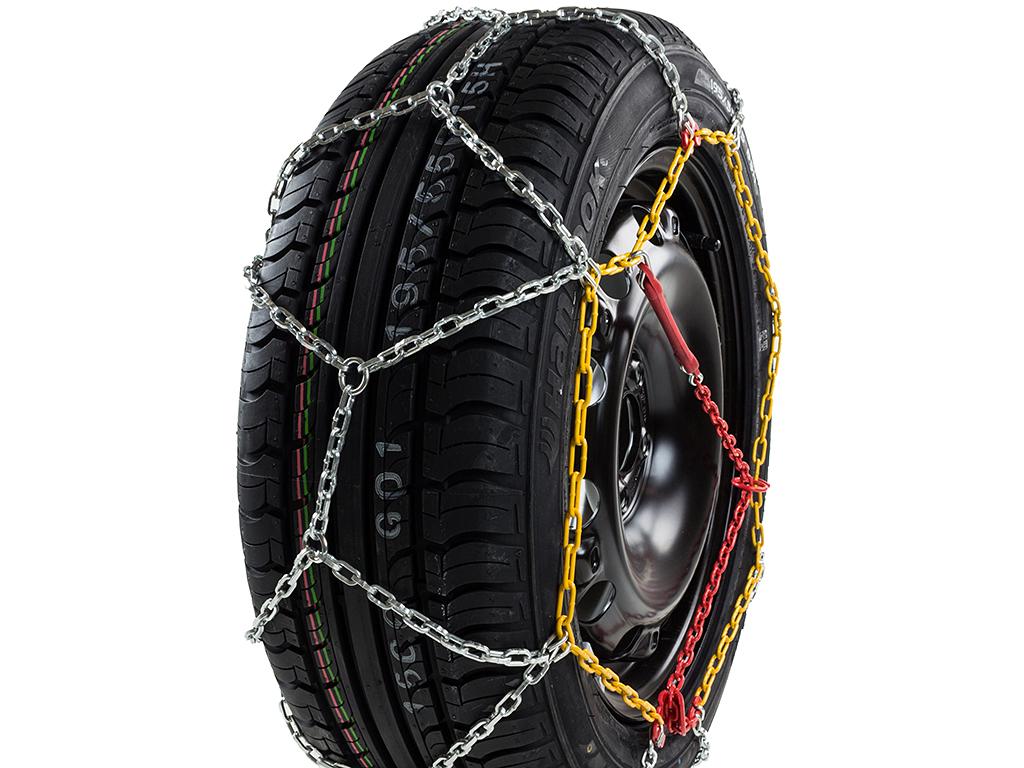 Compass • Sněhové řetězy SUV-VAN vel.255 255/60 R17