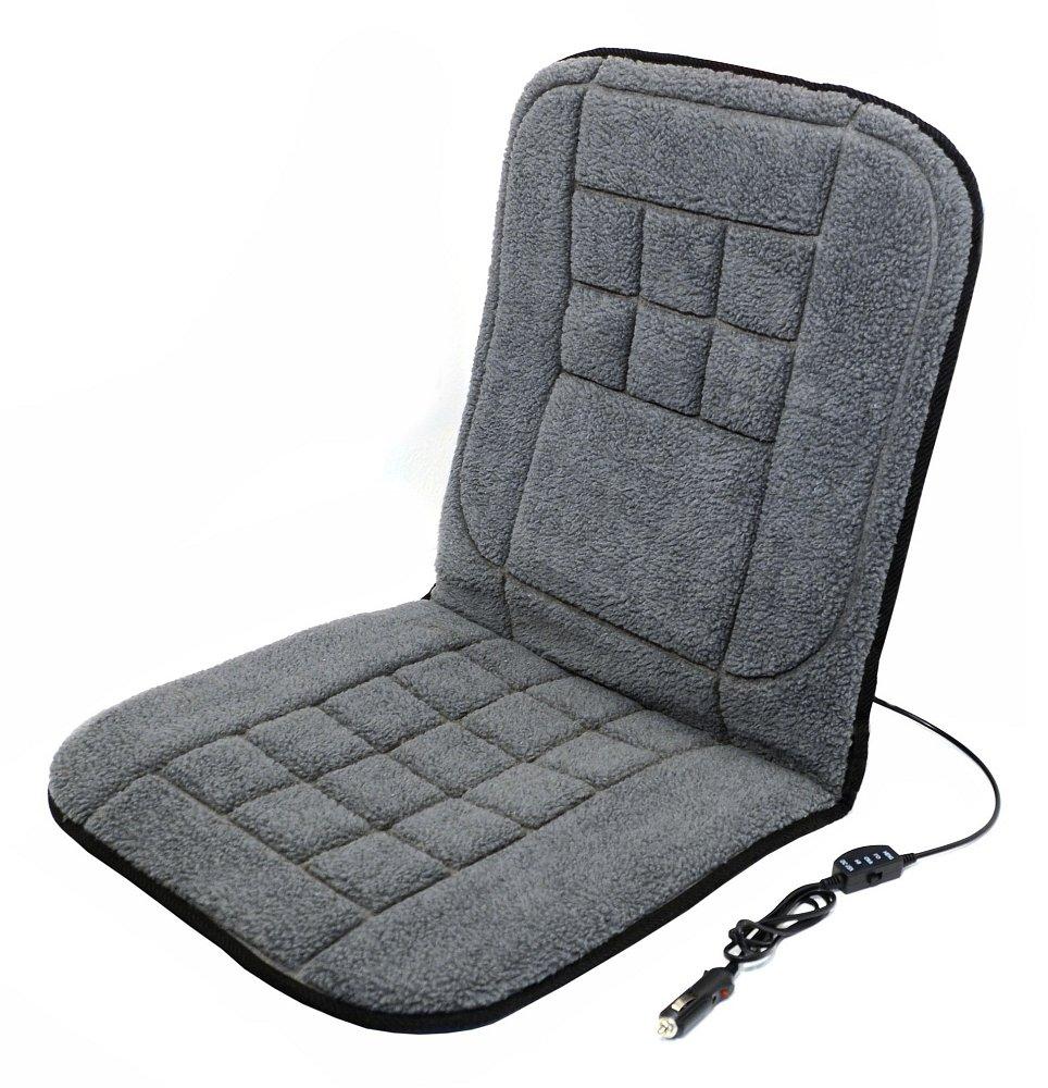 Compass • Potah sedadla vyhřívaný 12V TEDDY