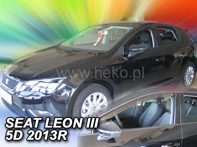Heko Ofuky oken Seat Leon 2013- sada 2 ks