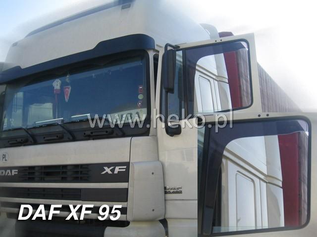 Heko • Ofuky oken DAF FA 45/55 • sada 2 ks