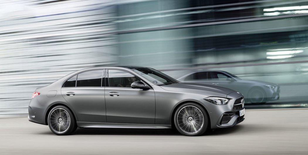 Nový Mercedes Benz třídy C - nabídne plug-in hybridní pohon a hromadu moderní techniky