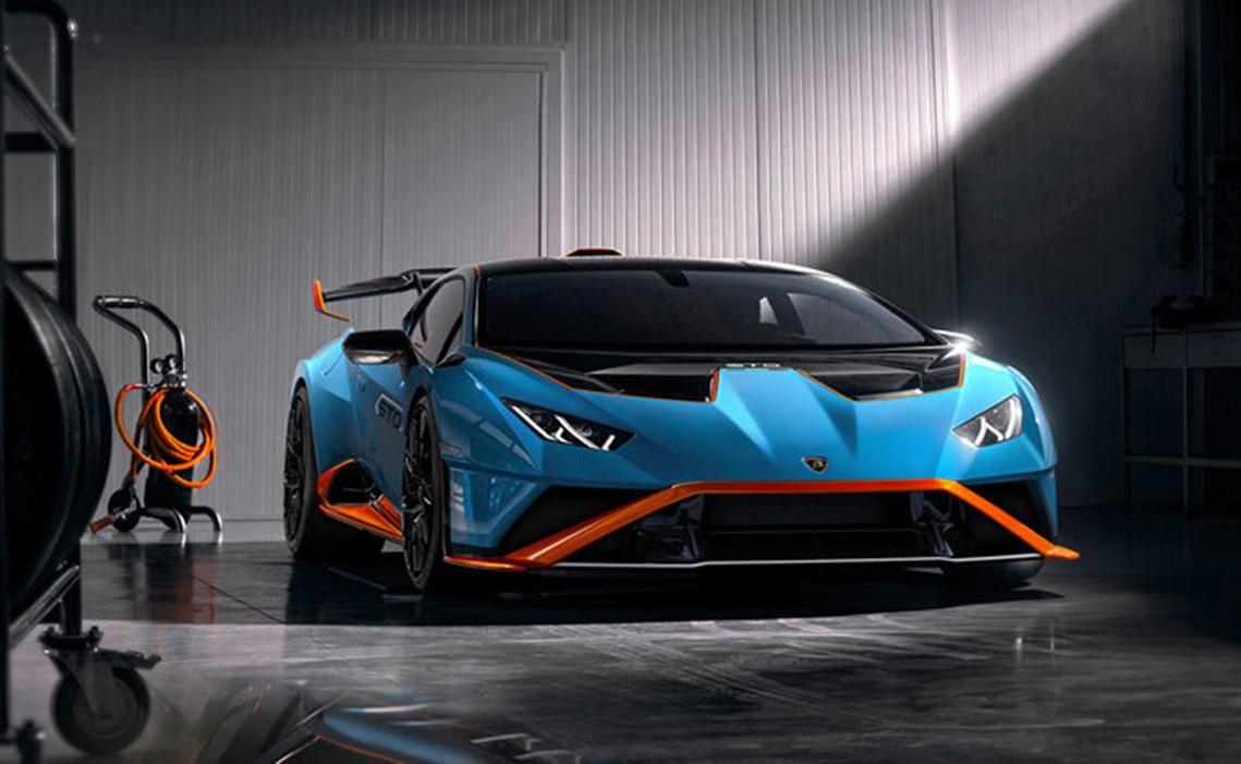 Lamborghini Huracán STO - vrcholná verze Huracánu a závoďák pro silnice, který se snadno řídí