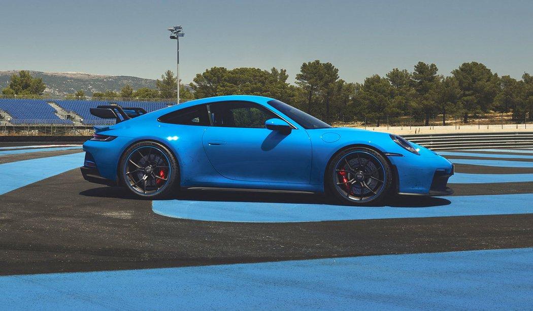 Porsche 911 GT3 - Atlet se závodními geny