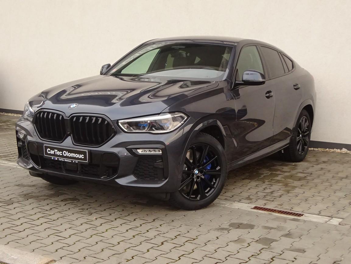 BMW X6 30d xDrive Mpaket - nový model - česká předváděčka - skladem - super cena 1.889.000,- Kč bez DPH