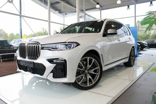 BMW X7 M50d - nové luxusní, sportovní SUV skladem - online autosalon prémiových aut AUTOiBUY.com Praha, Brno, Plzeň, Hradec Králové, Ostrava, Liberec