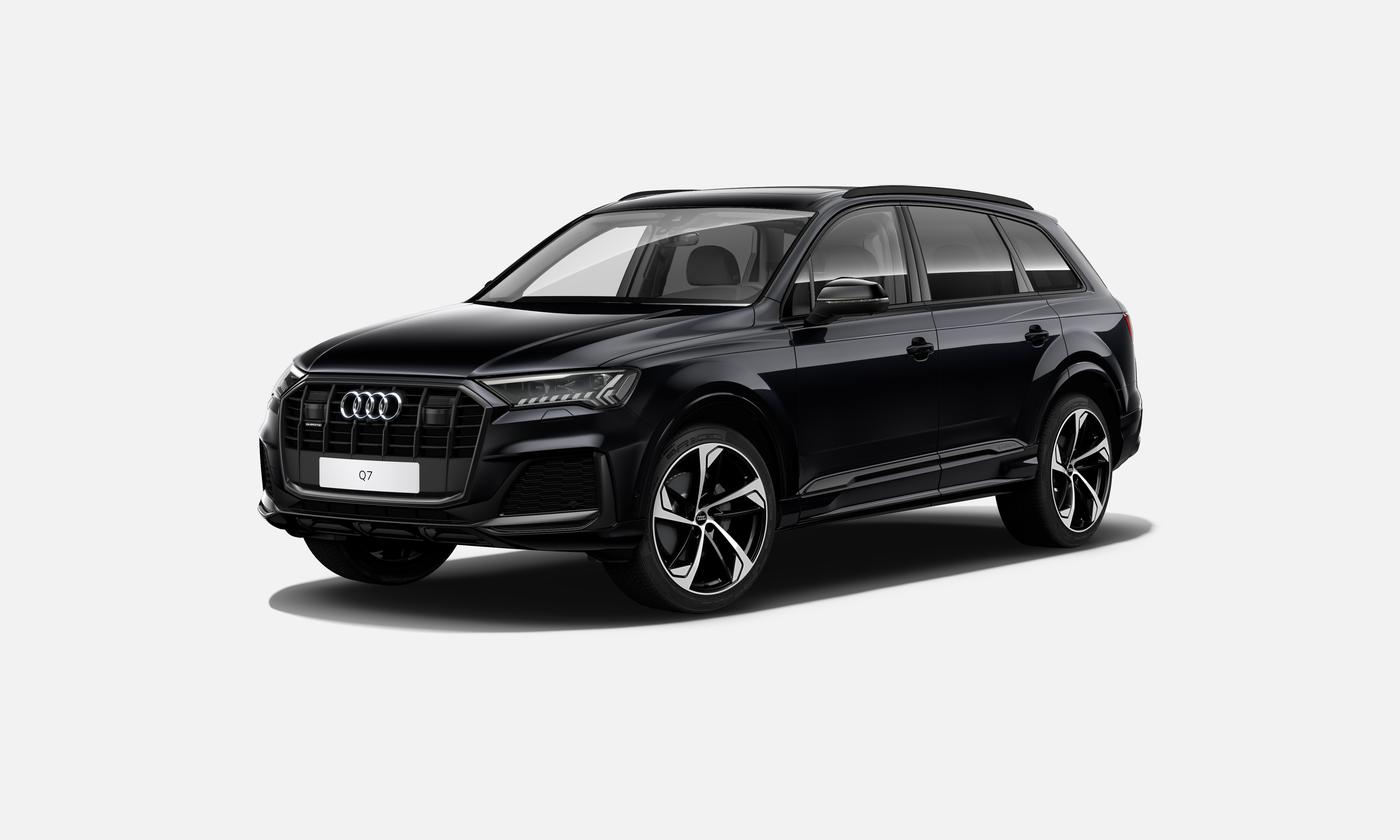 Audi Q7 - nový facelift - prémiové, sportovní a luxusní SUV - novinka - prodej online - virtuální autosalon Praha