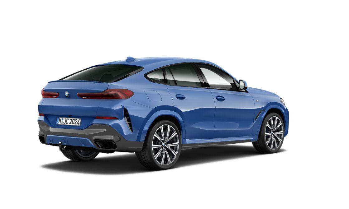 BMW X6 30d xDrive Mpaket - novinka - nové auto - skladem - skvělá výbava - super cena 2.089.000,- Kč bez DPH