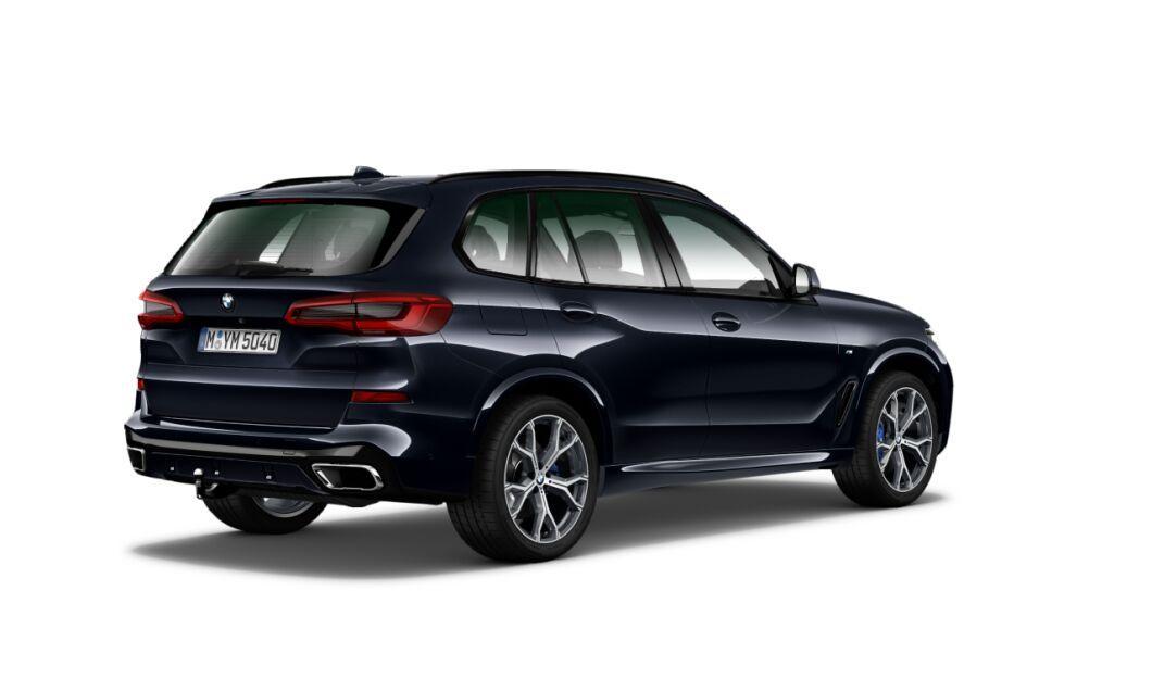 BMW X5 30d xDrive Mpaket - české předváděcí auto skladem - super cena 1.669.000,- Kč bez DPH
