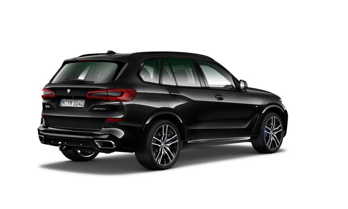 BMW X5 30d xDrive Mpaket - nové auto skladem - super výbava cena 1.899.000,- Kč bez DPH