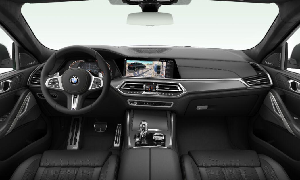BMW X6 30d xDrive Mpaket - novinka - nové auto - skladem - skvělá výbava - super cena 2.199.000,- Kč bez DPH